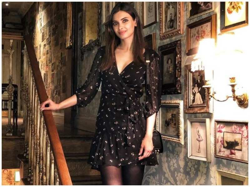 Diana Penty's latest Instagram post is all about furry love