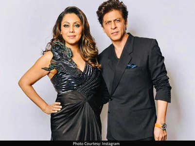 SRK-Gauri contribute to PM Maha CM's fund