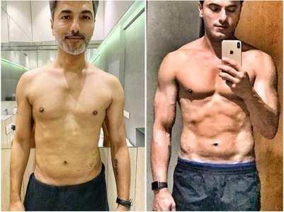 PICS: Siddhaanth's shocking transformation