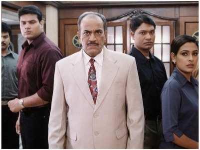 Shivaji Satam: Happy that CID will run on TV