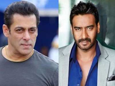 Salman Khan wishes Ajay Devgn on his birthday