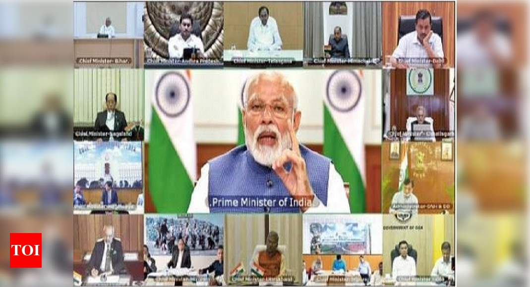 Covid-19 in India: Common, staggered lockdown exit plan needed, says PM Modi thumbnail