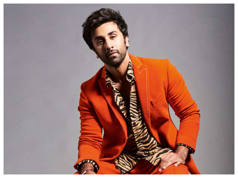 Did you know Ranbir Kapoor used to sit under his table at school to look at his teacher's legs?