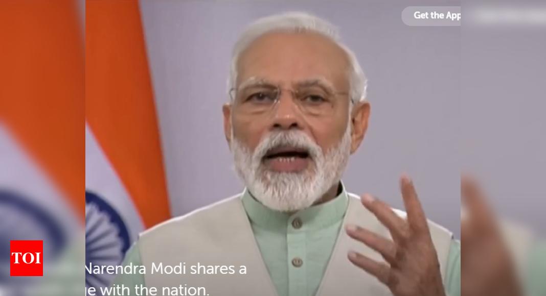PM Narendra Modi's video message on Covid-19: Key points thumbnail