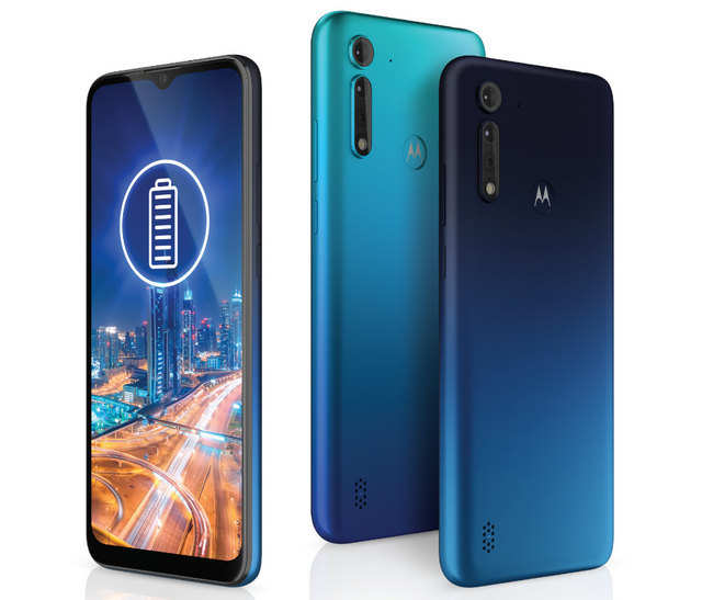 Moto G8 Power Lite with 5,000 mAh battery launched