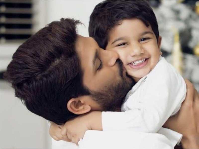 Allu Arjun pens a heartfelt note to wish son Ayaan on his birthday