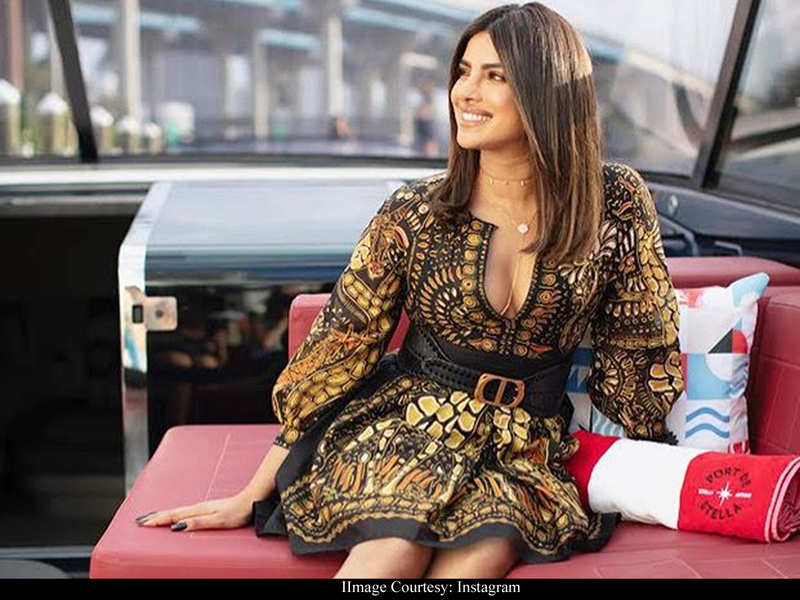 Priyanka Chopra remembers the time when her father banned her from wearing tight clothes as a teenager