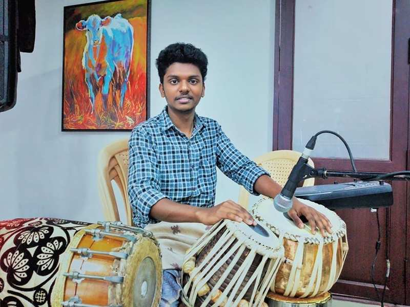 Sa Re Ga Ma Pa Keralam's percussionist Aromal Murali: It surprises me when people say they are my fans