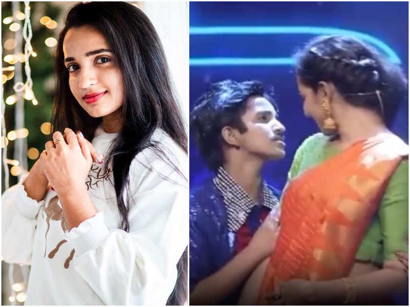 Watch: Nayika Nayakan fame Malavika shares a throwback video with actress Samvritha Sunil from the show