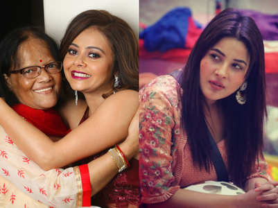 Mom's been abused by Shehnaz' fans: Devoleena