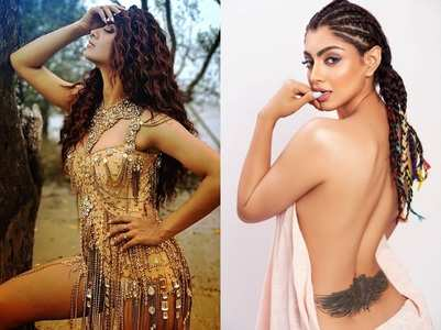 PICS: Paras' Ex-GF Akanksha is a headturner