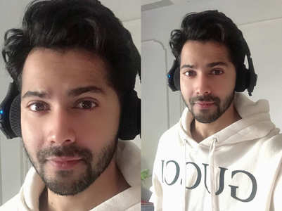 Varun Dhawan just wore a sweatshirt worth INR 78,000 in quarantine