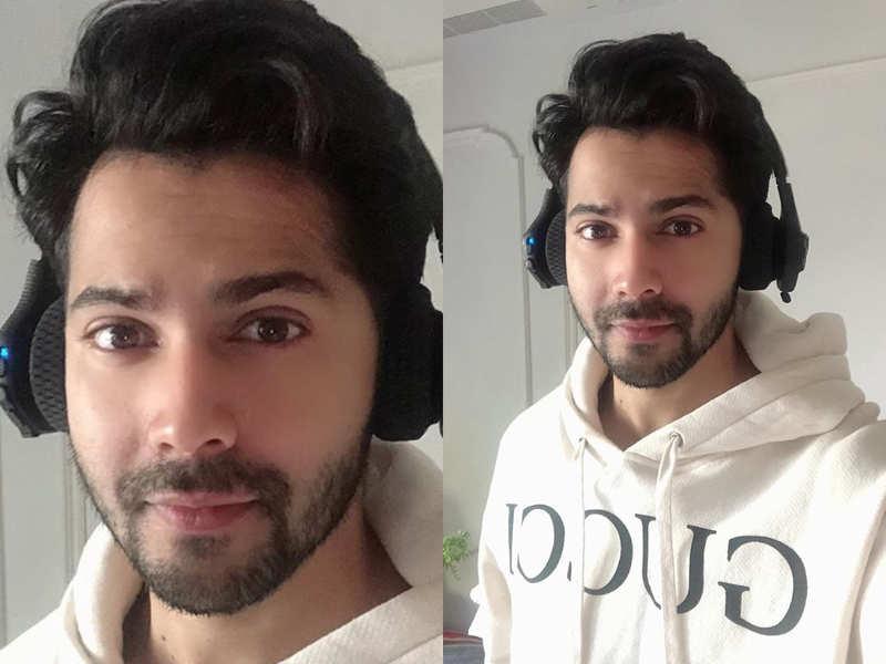 Varun Dhawan just wore a sweatshirt worth INR 78,000 in quarantine