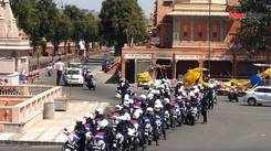 Jaipur's women police patrolling squad is on a mission