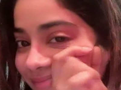 Janhvi Kapoor thinks she has got chubby