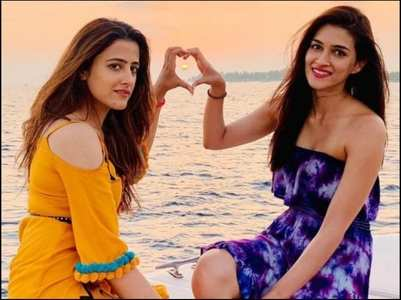 Star Talk: I'd love to sing for Kriti: Nupur