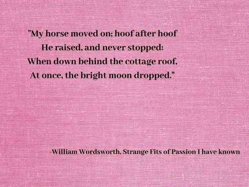 Poems romantic most famous The 40