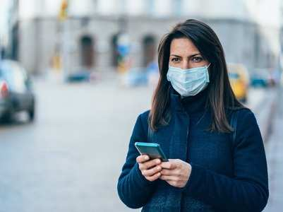 CDC recommends all Americans to wear masks while in public