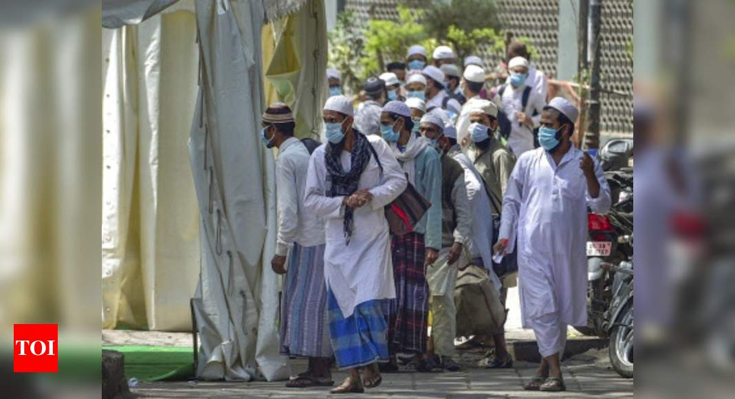 1,023 Covid-19 cases with links to Tablighi Jamaat reported from 17 states: Govt thumbnail