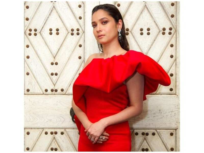 Ankita Lokhande's apartment complex sealed off after a resident tests positive for novel coronavirus