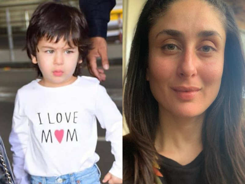 #QuaranTimDiaries: Here's some handmade jewellery by Taimur Ali Khan for mommy Kareena Kapoor Khan