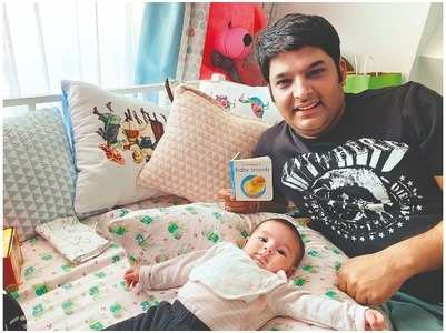 Anayra has started recognising me: Kapil