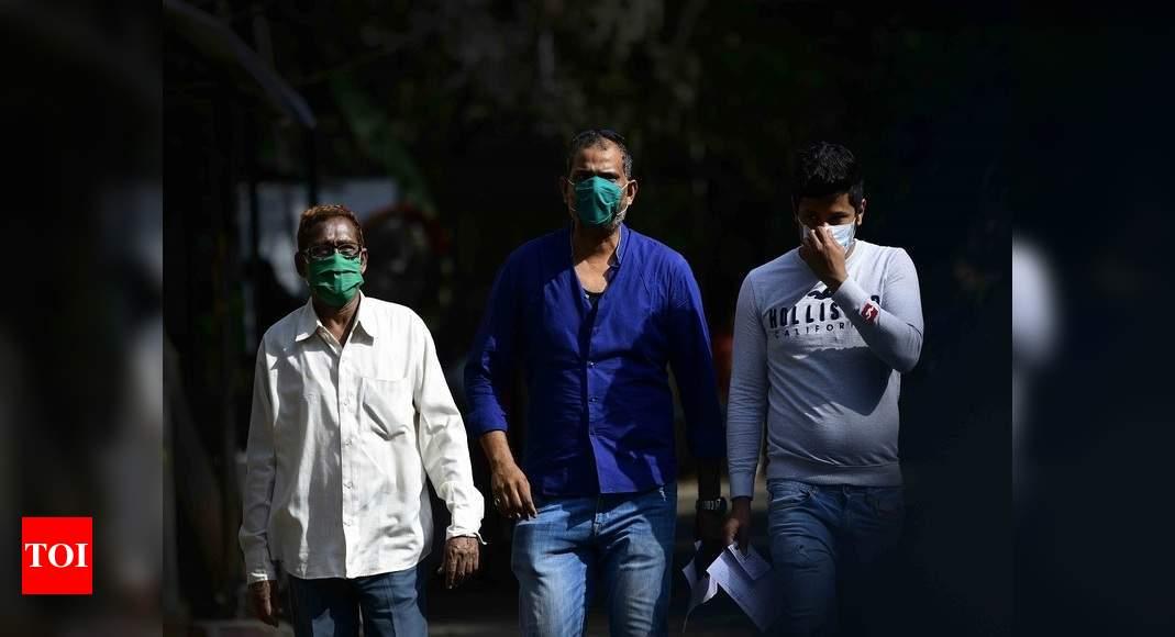 Wear homemade masks to keep coronavirus at bay, says govt