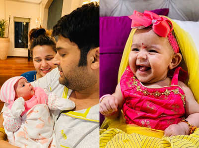 Kapil Sharma: I think my baby is bored of me