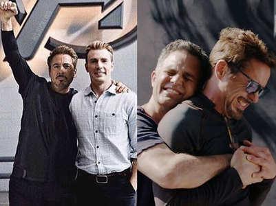 Love you 3000: Avengers stars on RDJ's B'day