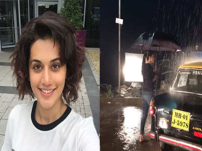 Taapsee shares throwback 'Naam Shabana' clip