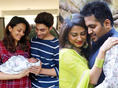 Ruslaan-Nirali, Rucha-Rahul name their babies
