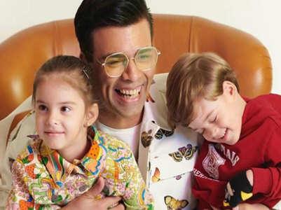 """WATCH: Why Yash thinks dad Karan is """"boring"""""""
