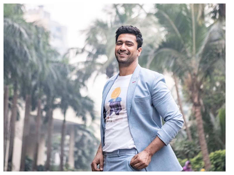 This is what Vicky Kaushal cooked for breakfast - Times of India