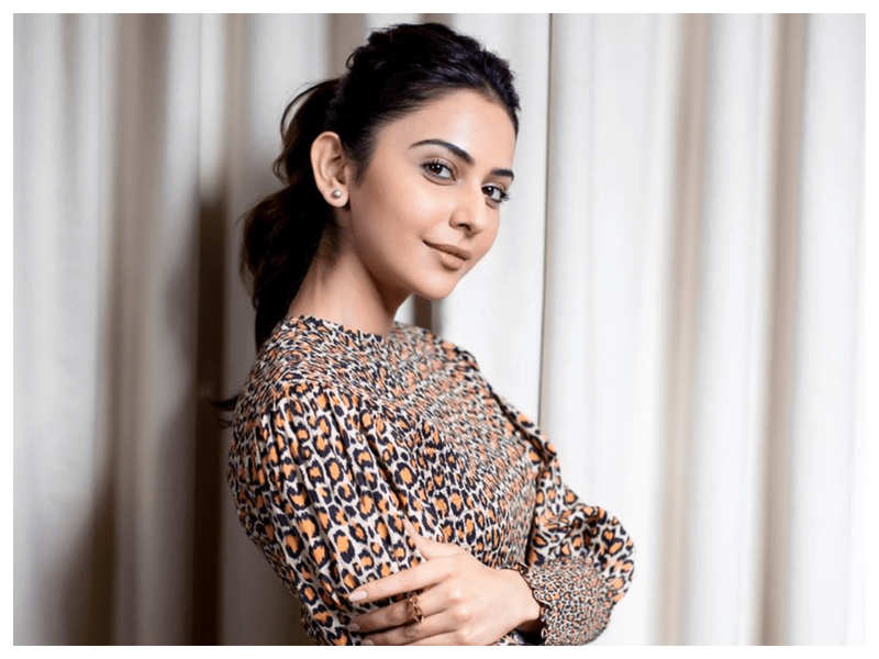 Rakul Preet says she believes in giving back to the society