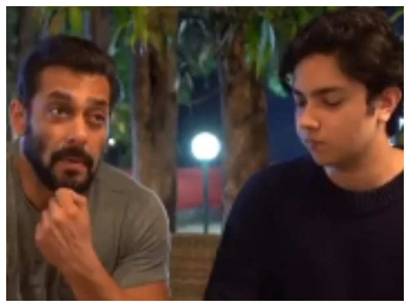 Watch: Salman Khan shares a video amidst coronavirus lockdown, urges fans to stay indoors