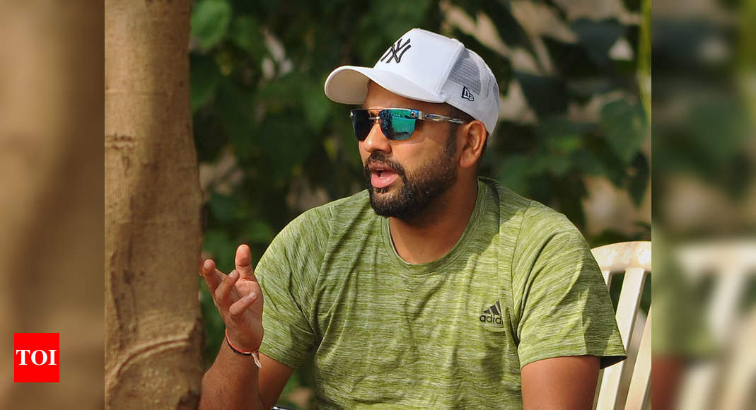 Stay home, World Cup still some time away: Rohit Sharma thumbnail