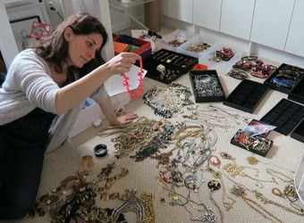 Ways in which you can organise your jewellery