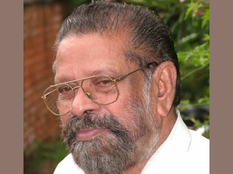 Mammootty, Mohanlal, Resul Pookutty and other M-Town celebs mourn the loss of veteran music composer MK Arjunan
