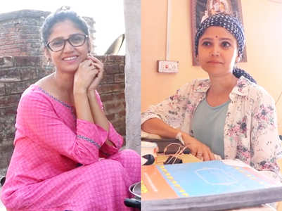 Ratan Rajput spends lockdown in a village