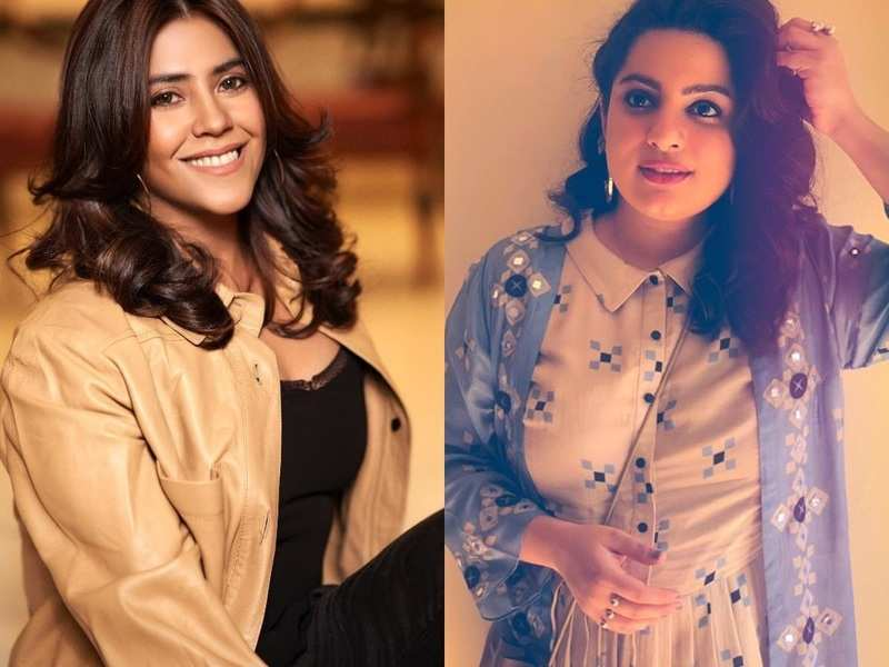 Mallika Dua and Ekta Kapoor get into a war of words; the former says, 'My Earnings Don't Come From Ekta'