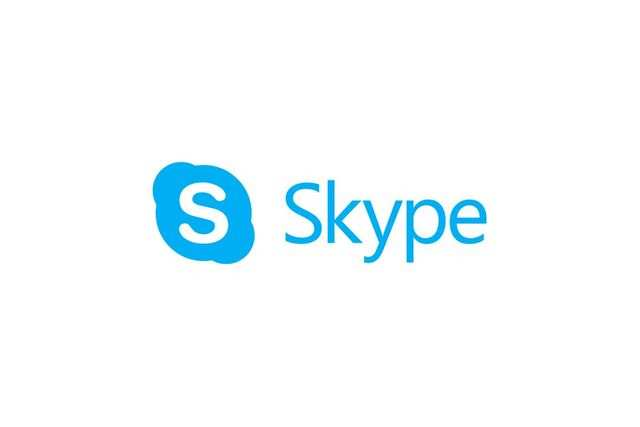 Skype has a reminder for all those who are using Zoom