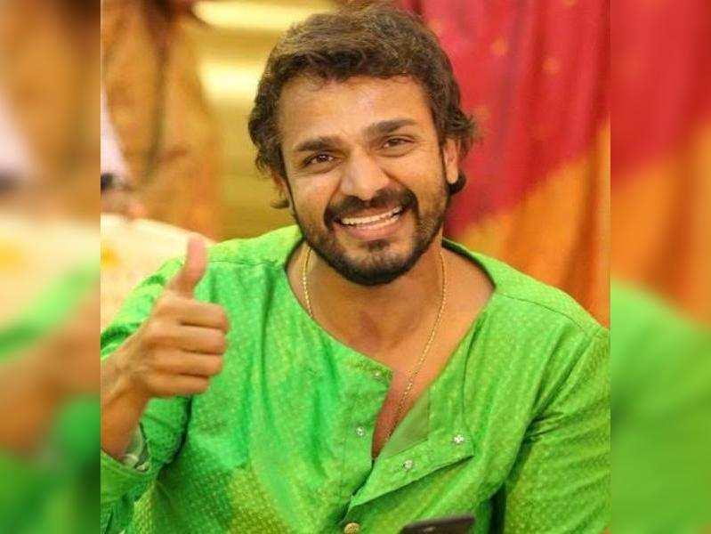 Vijay Raghavendra's singer avatar shines during the lockdown