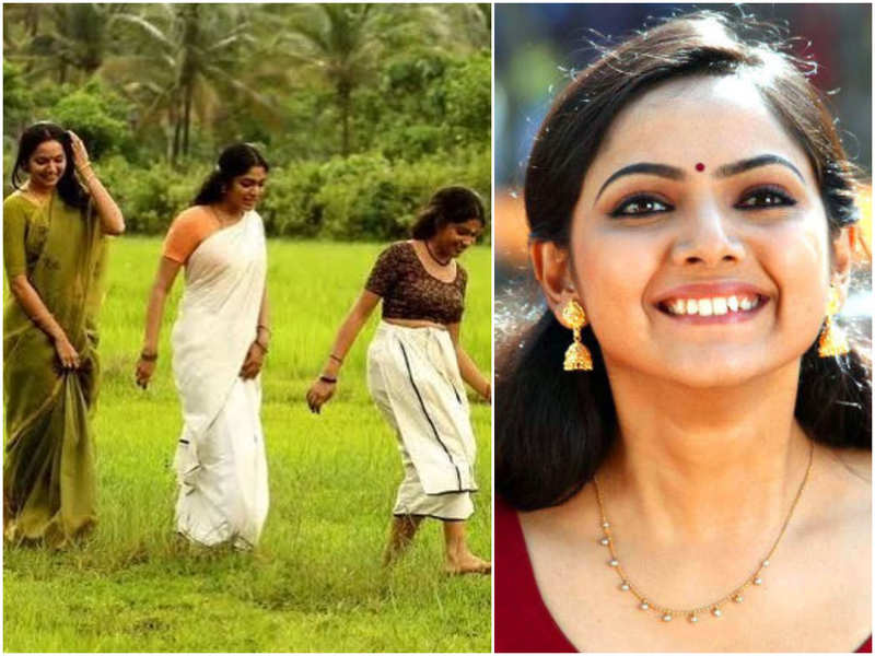 Rima Kallingal shares a throwback picture from 'Neelathamara'; refers to Samvritha as 'criminally graceful'