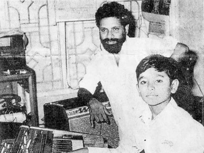 AR Rahman condoles veteran music composer MK Arjunan's demise