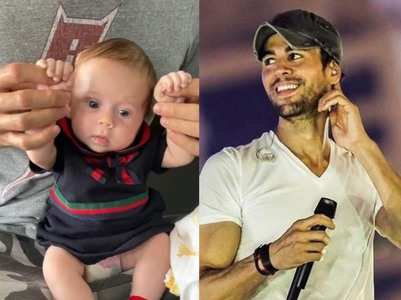 Enrique shares a video of daddy-daughter dance