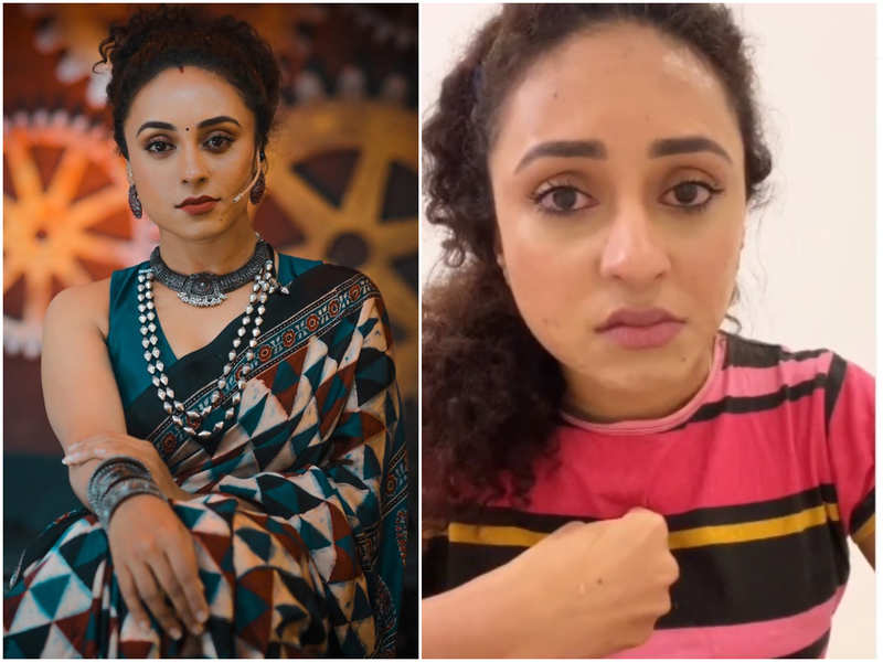 Watch: Pearle Maaney pleads youngsters to stay at home
