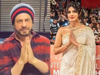 SRK - Priyanka to join WHO event for COVID-19