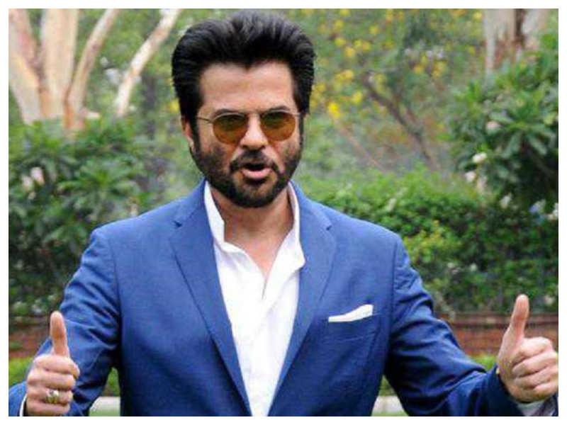 Anil Kapoor says he cannot escape his workout, reveals his trainer is staying with him during lockdown