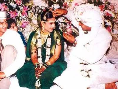 Ajay-Kajol got married on their terrace?