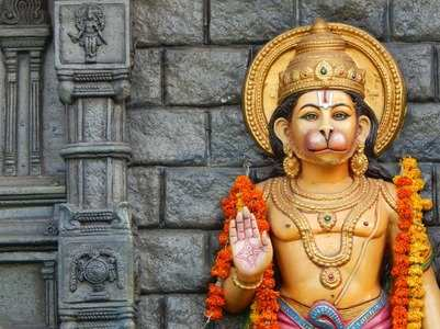 Hanuman Jayanti: Images, Cards, Greetings, Pictures and GIFs